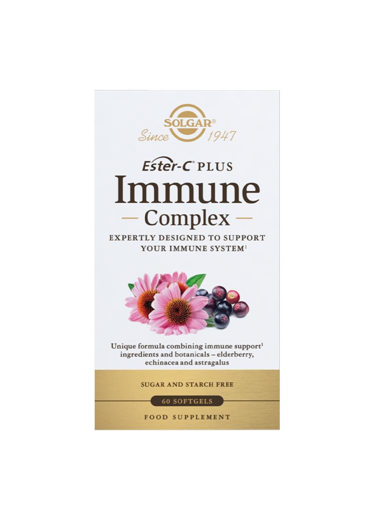 Ester-C Plus Immune Complex 60's