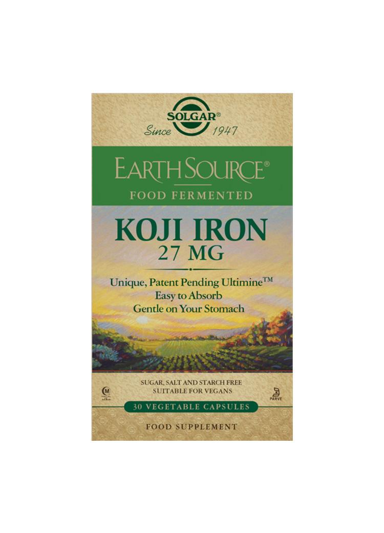 Earth Source Koji Iron 30's