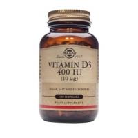 Vitamin D3 400iu (10ug) 100's