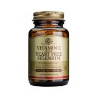 Vitamin E with Yeast Free Selenium 100's