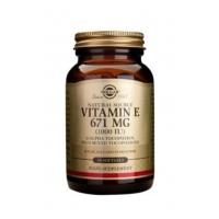 Vitamin E 671mg (1000iu) 50's (softgels)