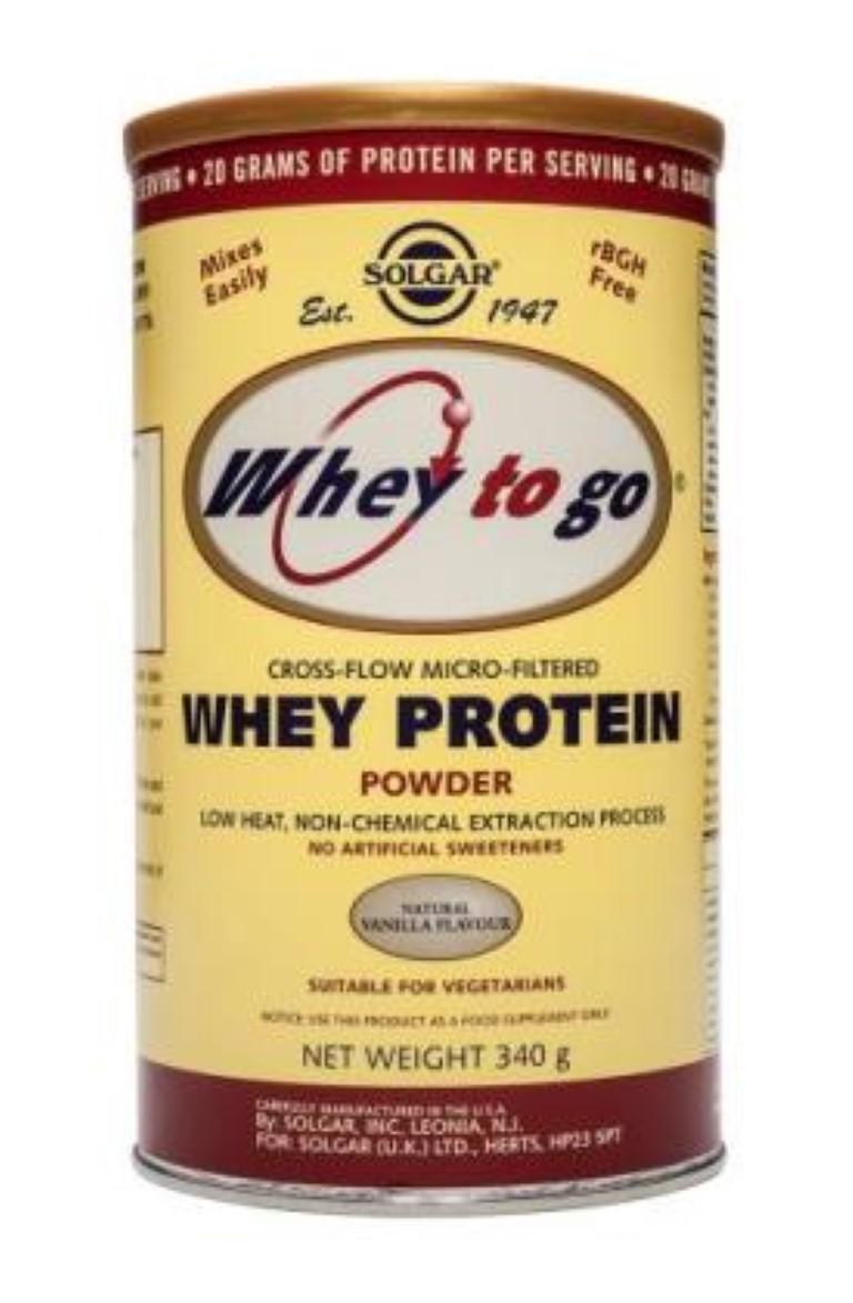 Whey To Go Protein Powder Natural Vanilla 340g (Currently Unavailable)