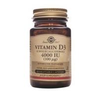 Vitamin D3 4000iu (100ug) 120's