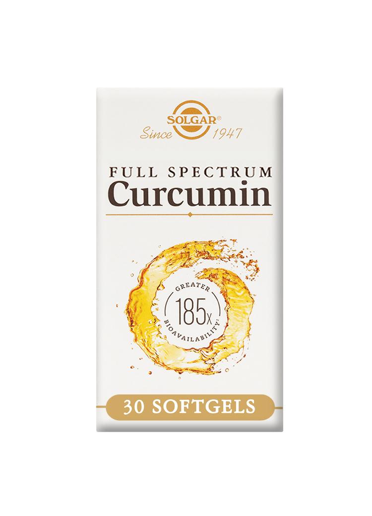 Full Spectrum Curcumin 30's