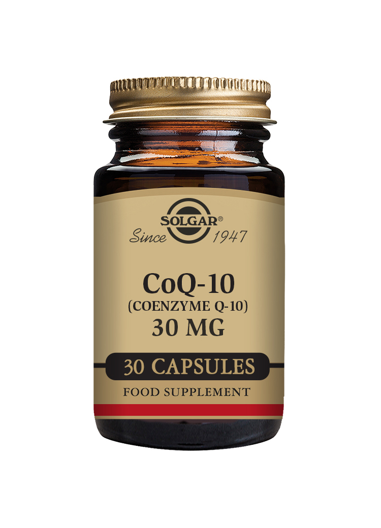 CoQ-10 30mg 30's CAPSULES