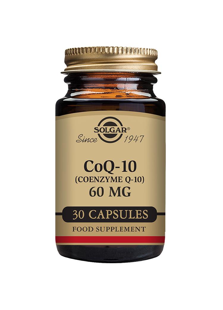 CoQ-10 60mg 30's CAPSULES