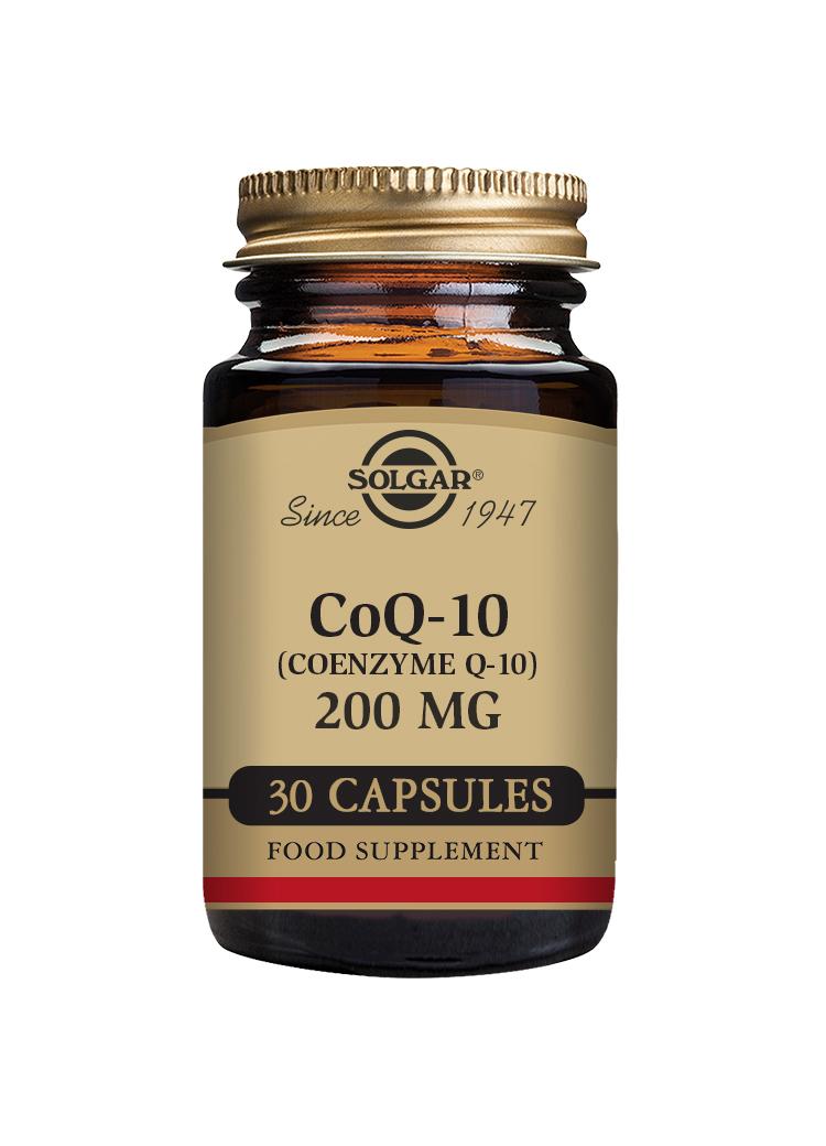 CoQ-10 200mg 30's CAPSULES