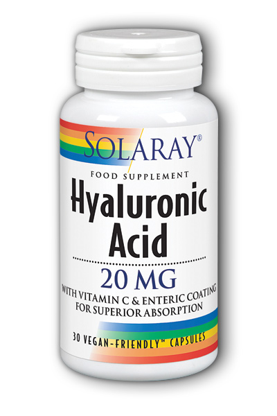 Hyaluronic Acid 20mg 30's (Currently Unavailable)
