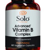 Advanced Vitamin B Complex 60's