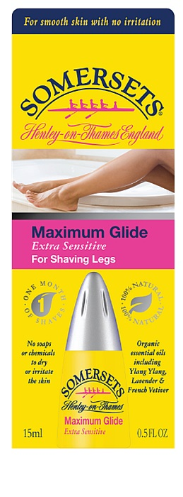 Extra Sensitive For Shaving Legs and Underarm 15ml