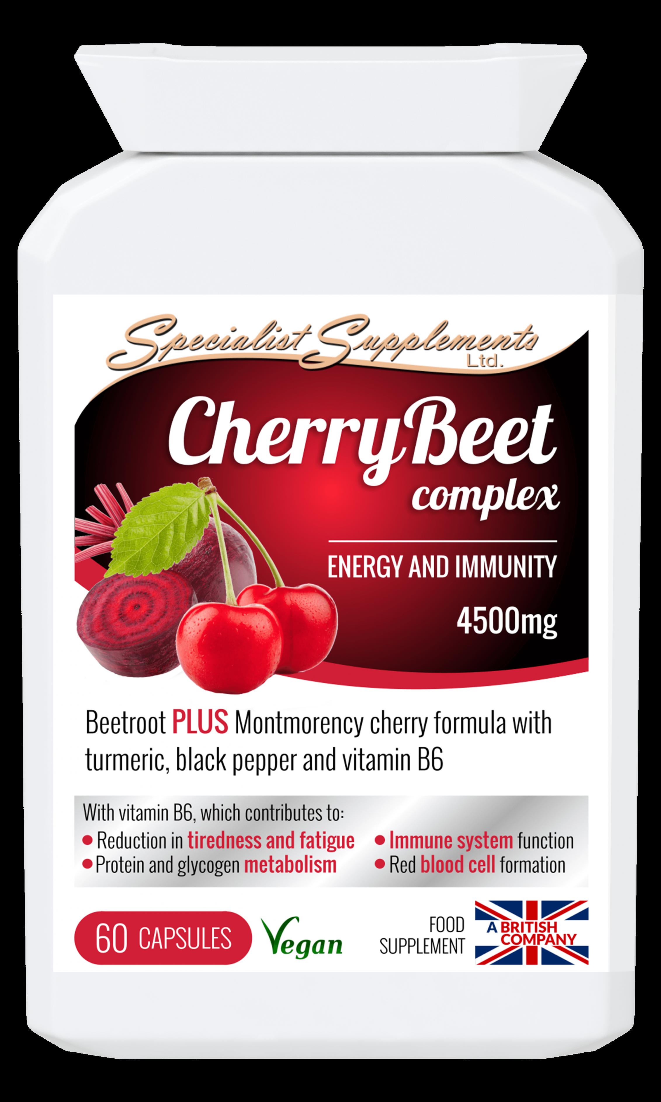 CherryBeet 60's