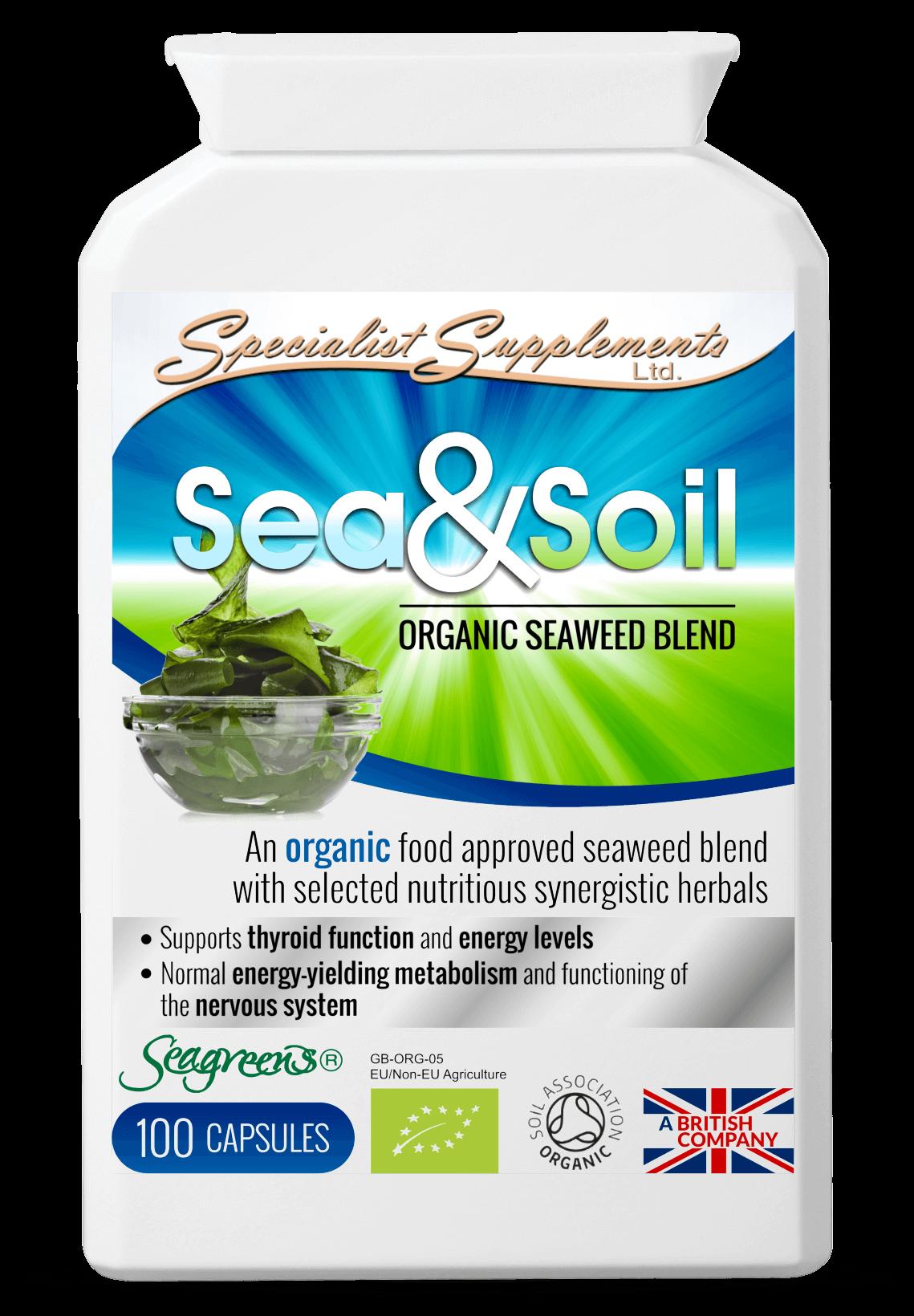 Sea & Soil 100's