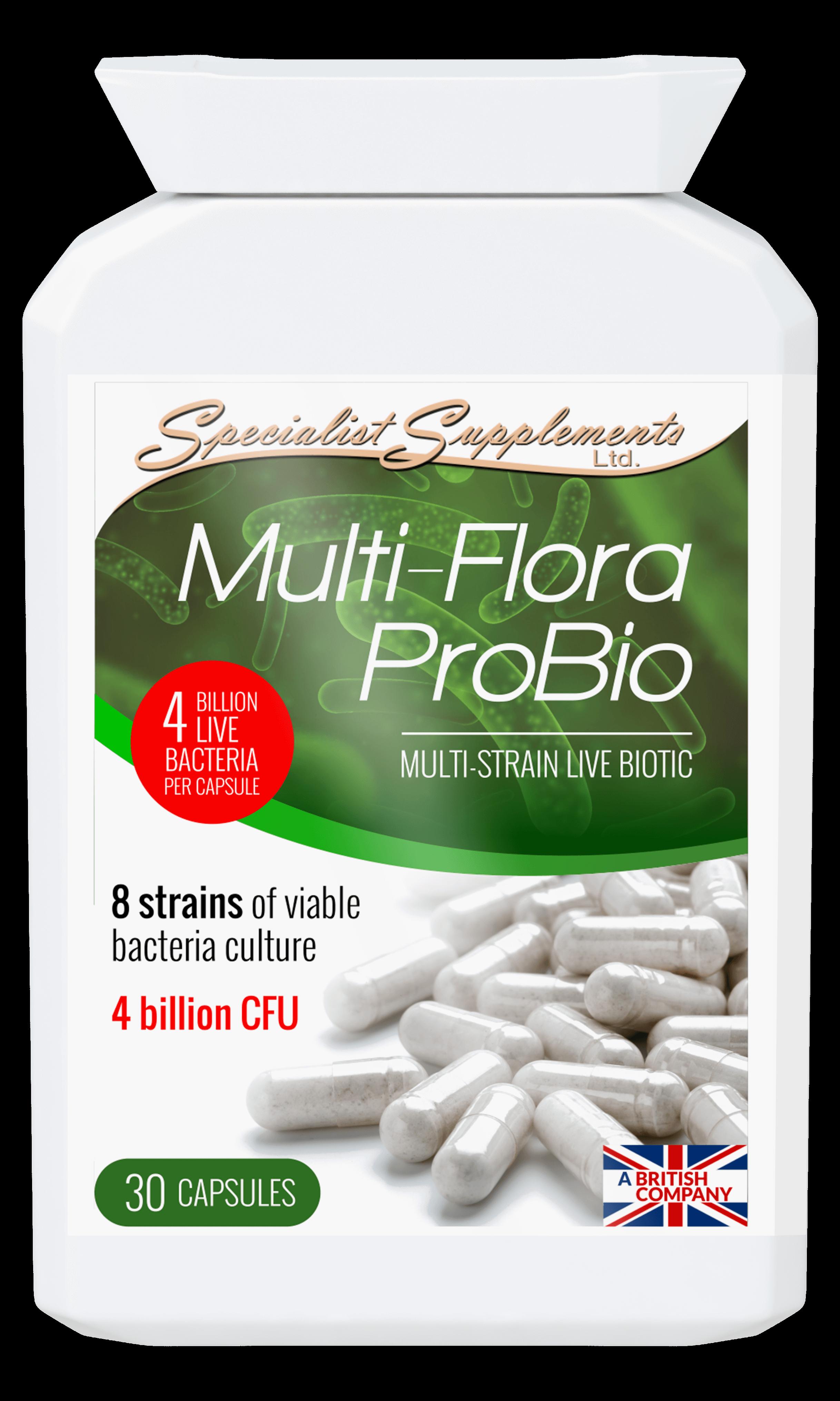 Multi-Flora ProBio 30's