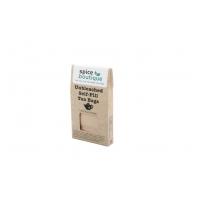 Unbleached Self-Fill Tea Bags (Pot size) 50's
