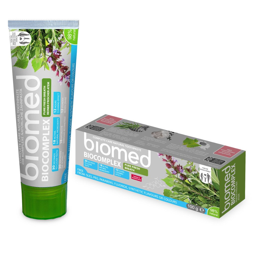Biomed Biocomplex Toothpaste 100g (Currently Unavailable)