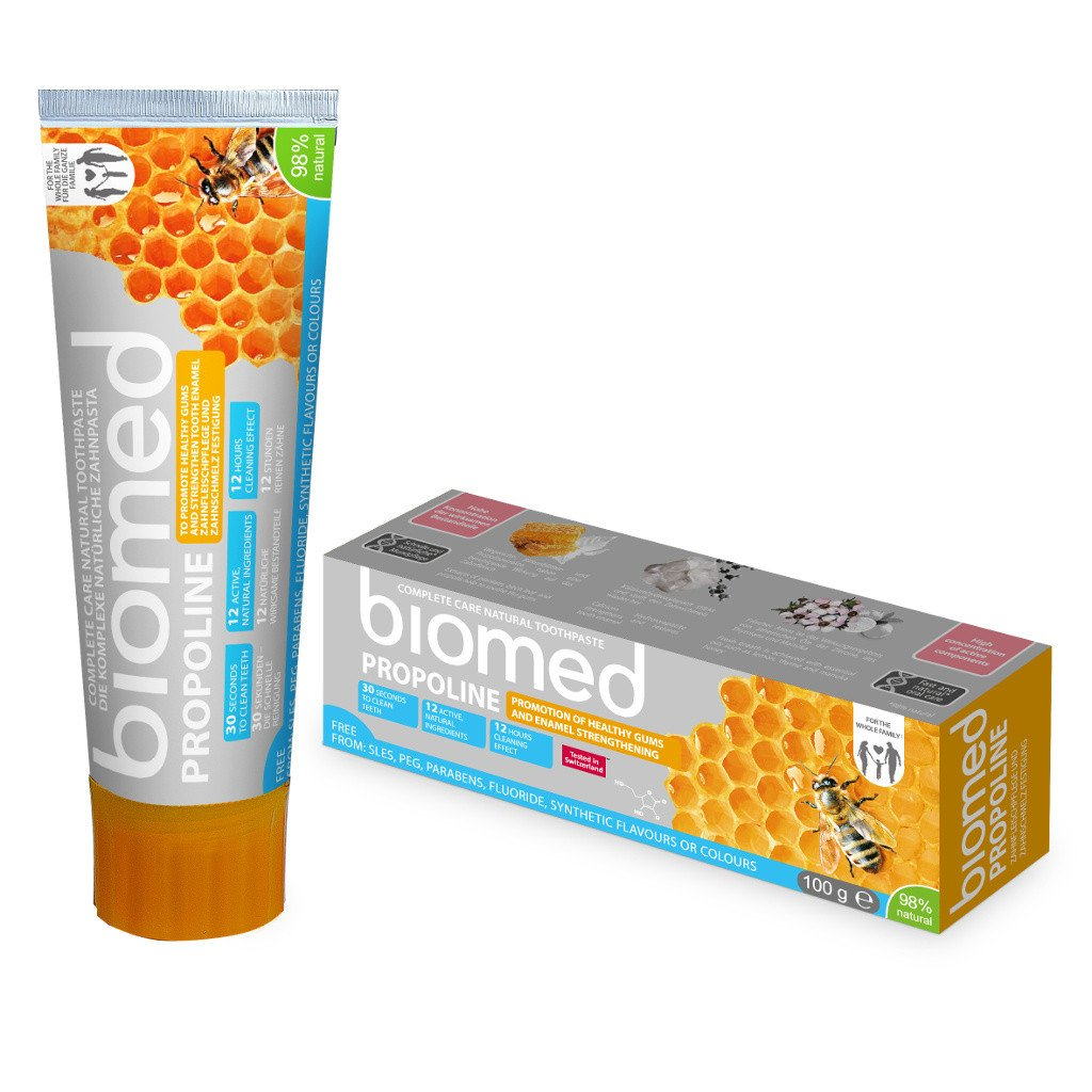 Biomed Propoline Toothpaste 100g (Currently Unavailable)