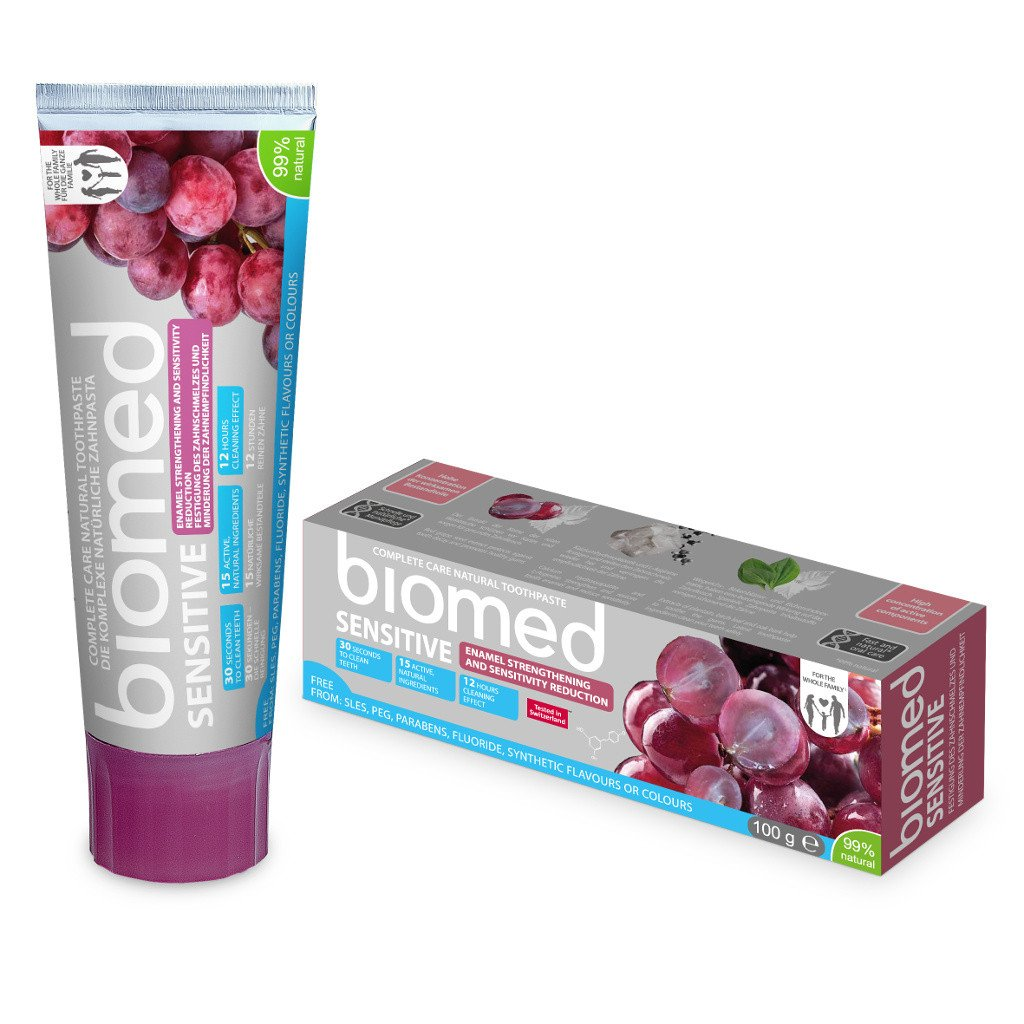 Biomed Sensitive Toothpaste 100g (Currently Unavailable)