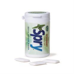 Spearmint Xylitol Gum 27 pieces