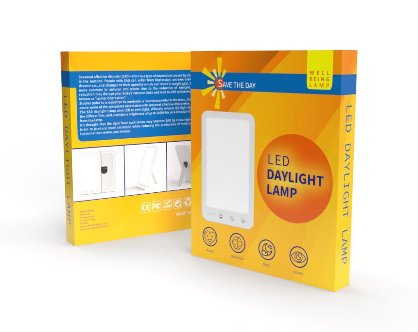 LED Daylight Lamp (SAD Lamp)