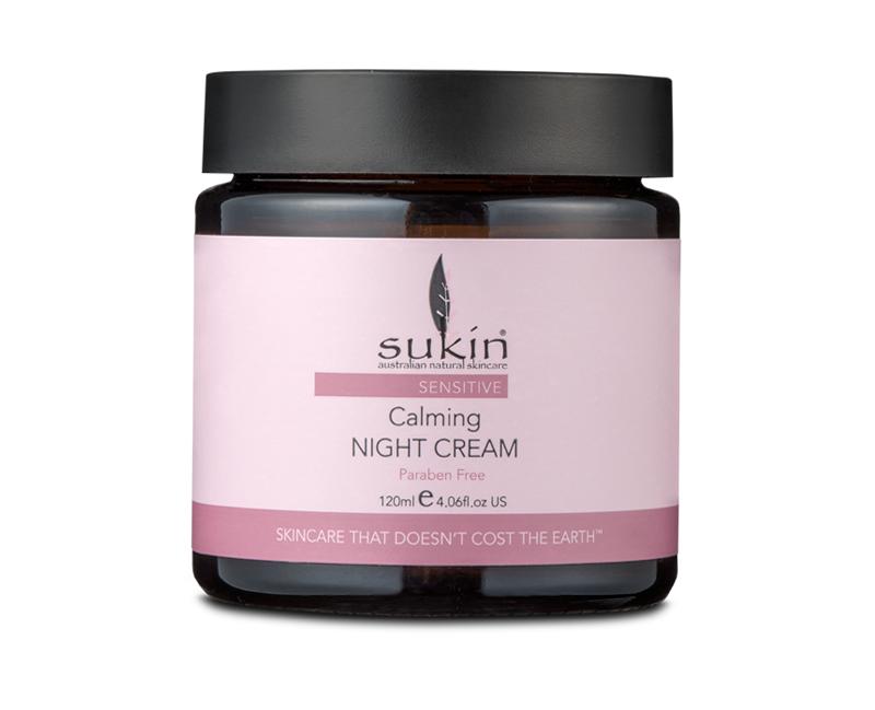 Sensitive Calming Night Cream 120ml