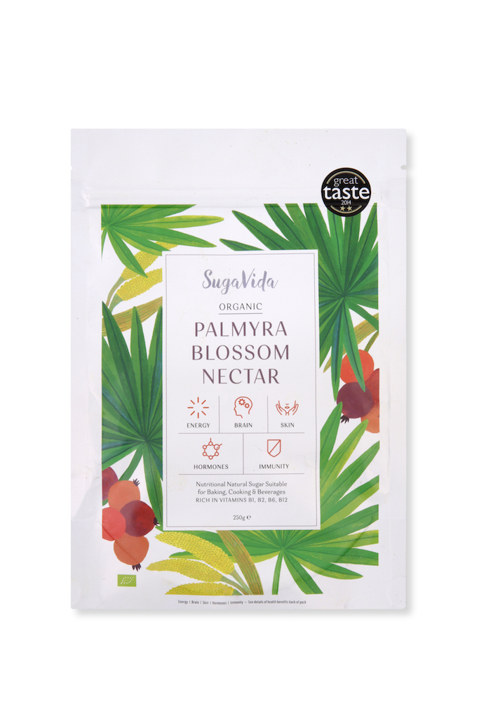 Organic Palmyra Blossom Nectar 250g (Currently Unavailable)