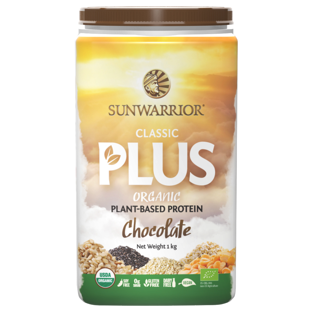 Classic PLUS Organic Protein Chocolate 1kg