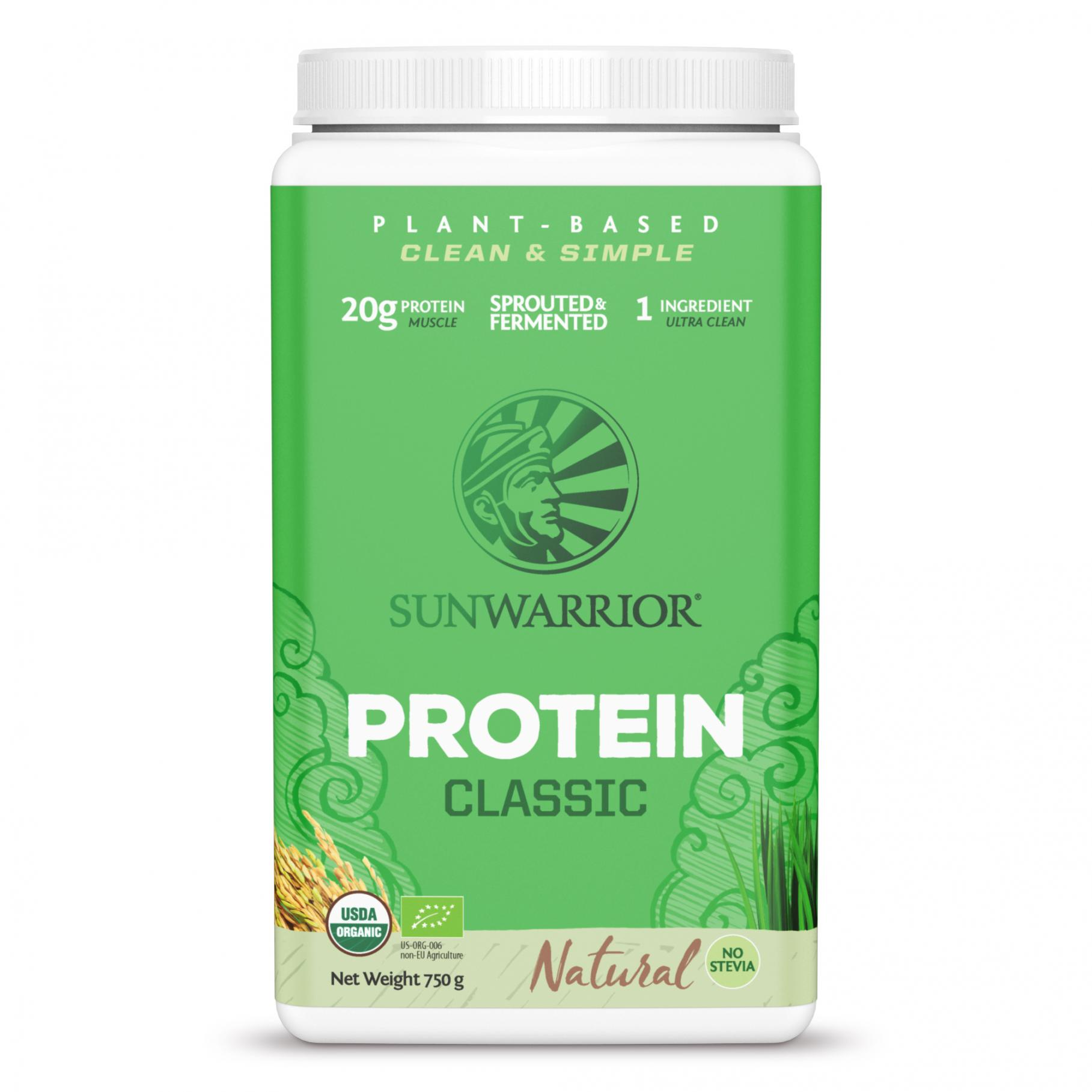Protein Classic Natural 750g (Green Tub) (Currently Unavailable)