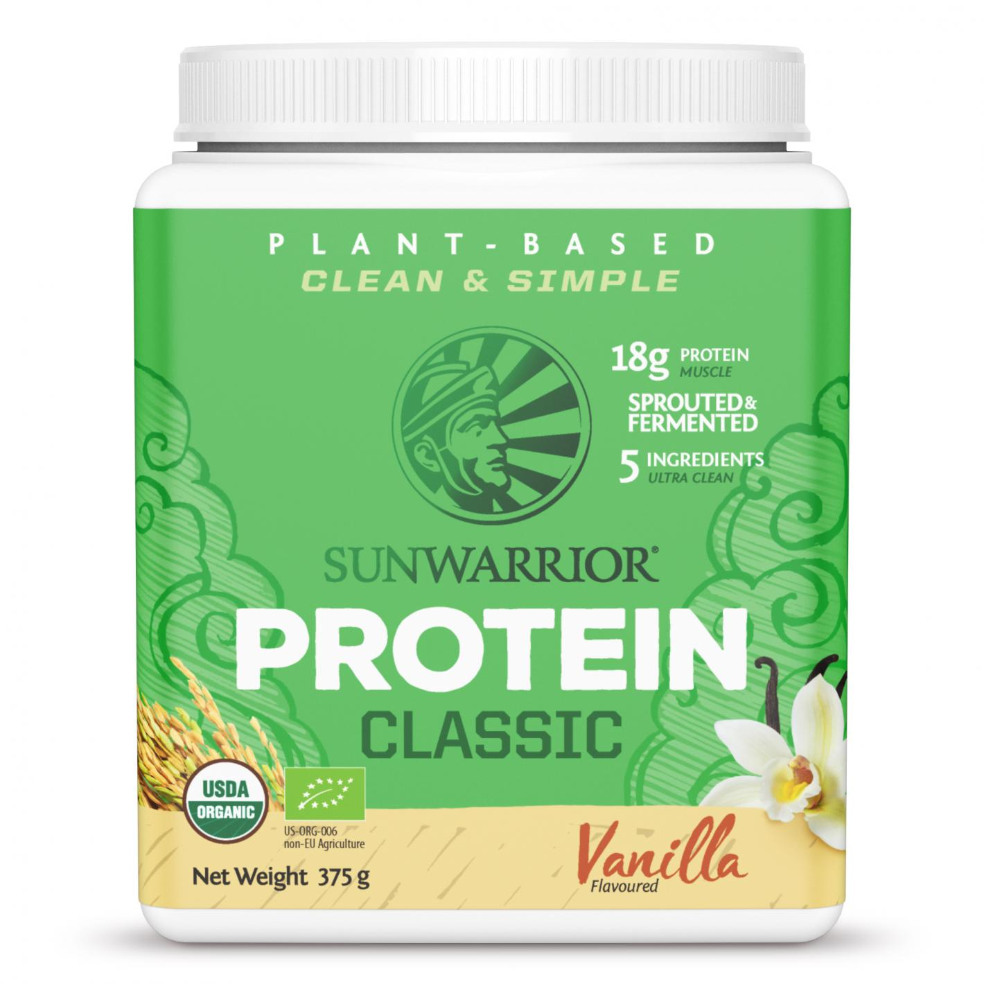 Protein Classic Vanilla 375g (Green Tub) (Currently Unavailable)