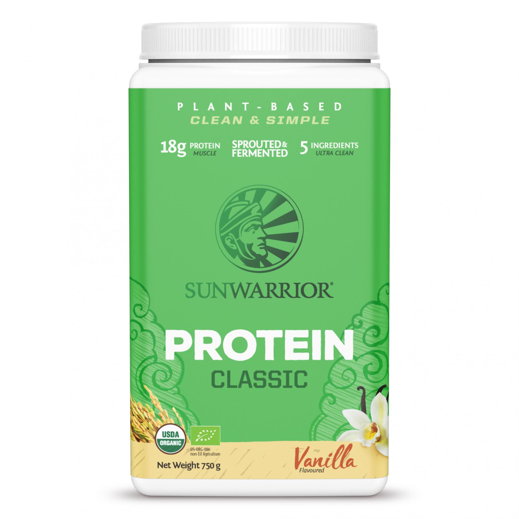 Protein Classic Vanilla 750g (Green Tub) (Currently Unavailable)