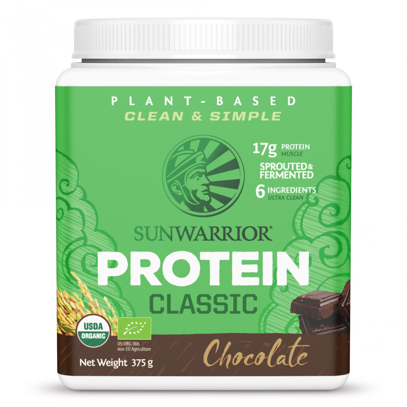 Protein Classic Chocolate 375g (Green Tub) (Currently Unavailable)