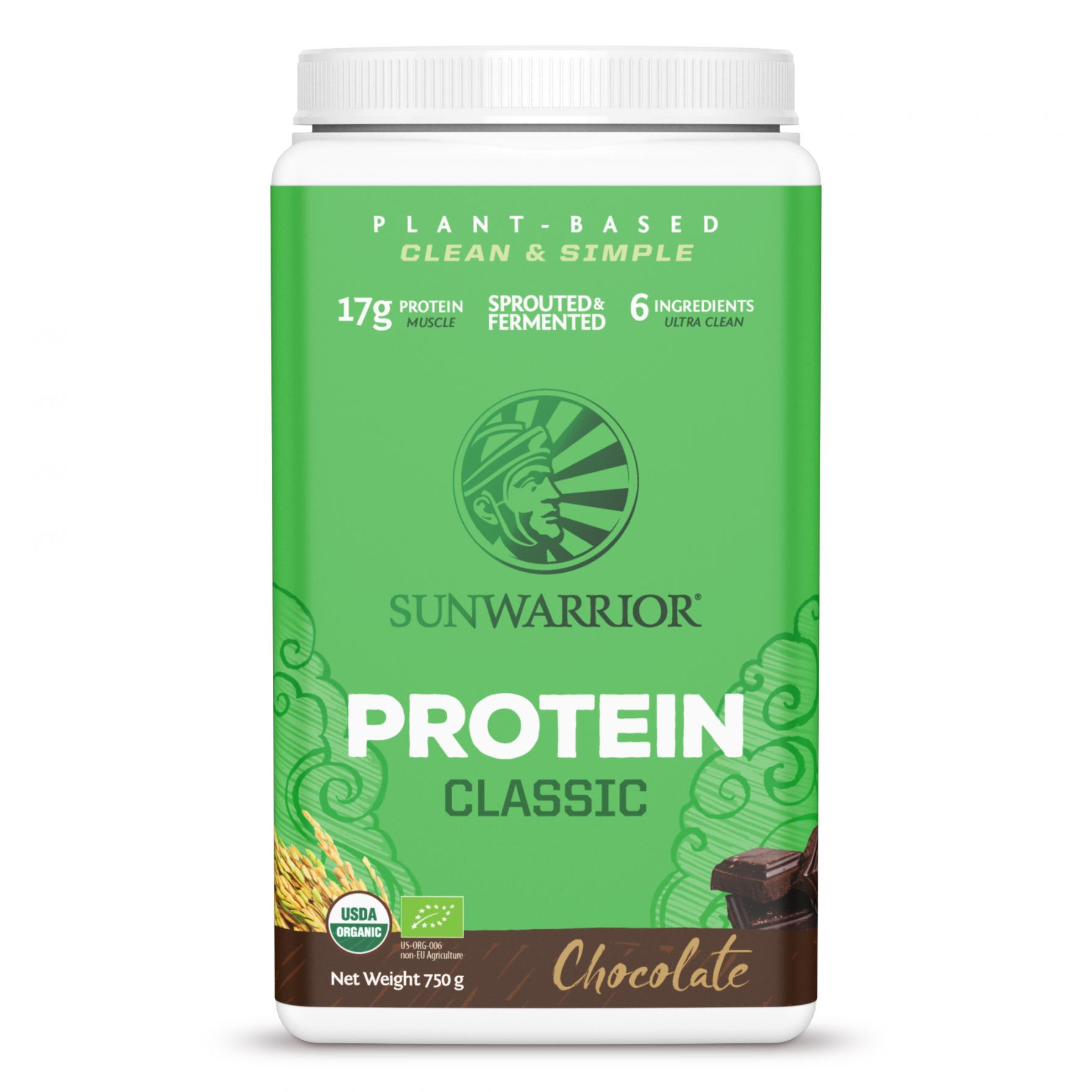 Protein Classic Chocolate 750g (Green Tub) (Currently Unavailable)