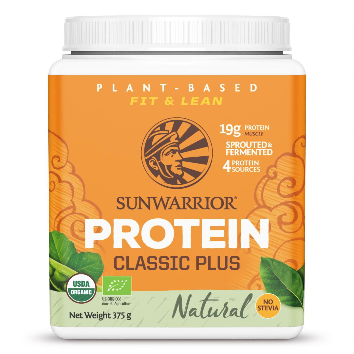 Protein Classic Plus Natural 375g (Orange Tub) (Currently Unavailable)