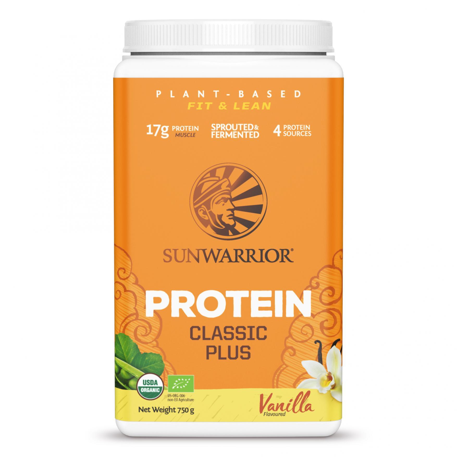 Protein Classic Plus Vanilla 750g (Orange Tub) (Currently Unavailable)