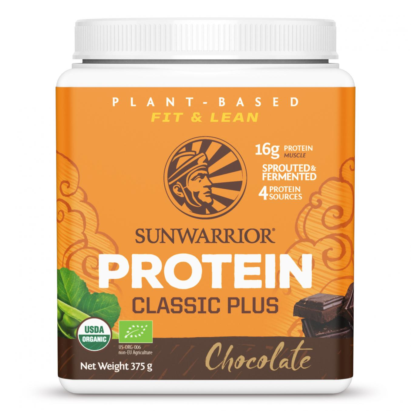 Protein Classic Plus Chocolate 375g (Orange Tub) (Currently Unavailable)