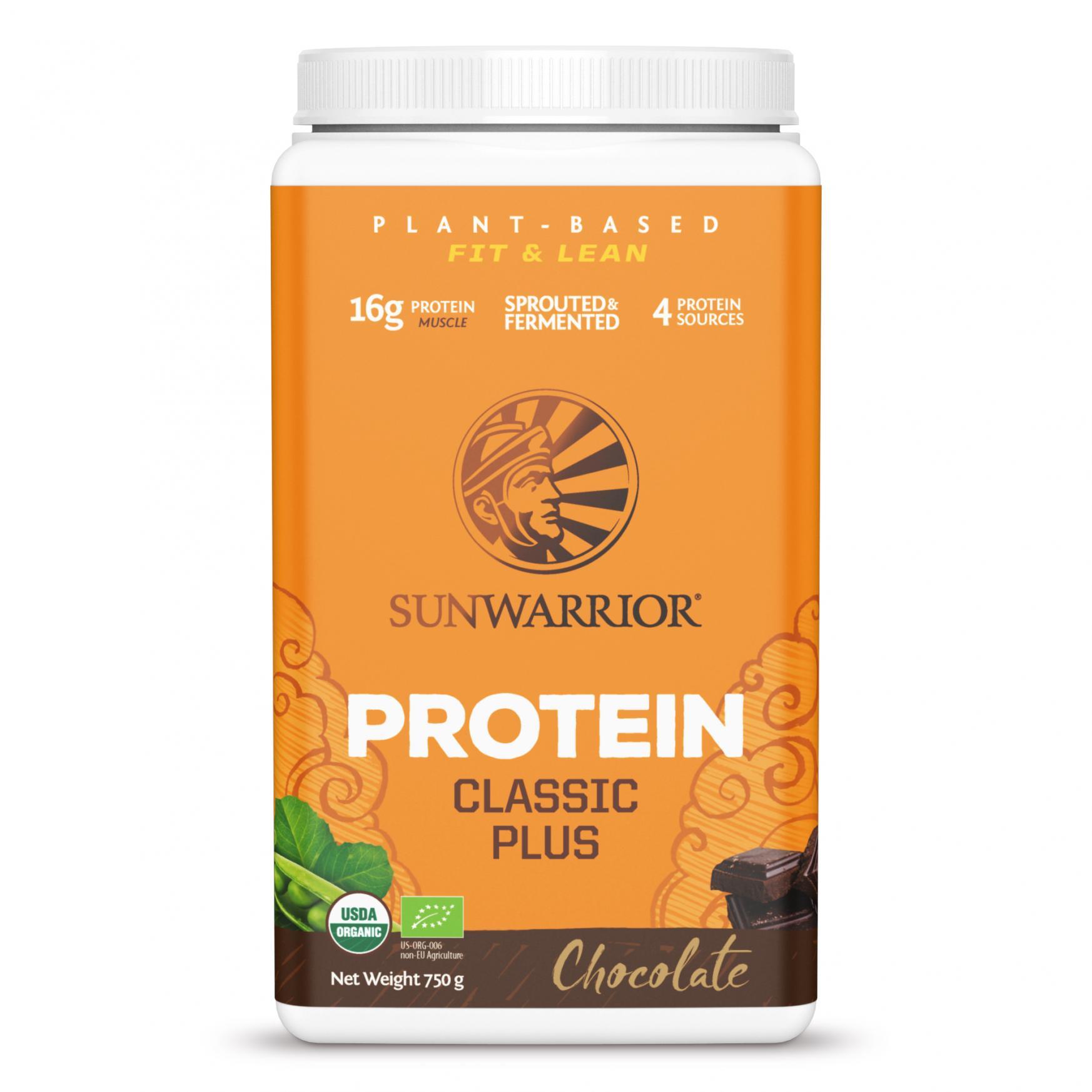 Protein Classic Plus Chocolate 750g (Orange Tub)