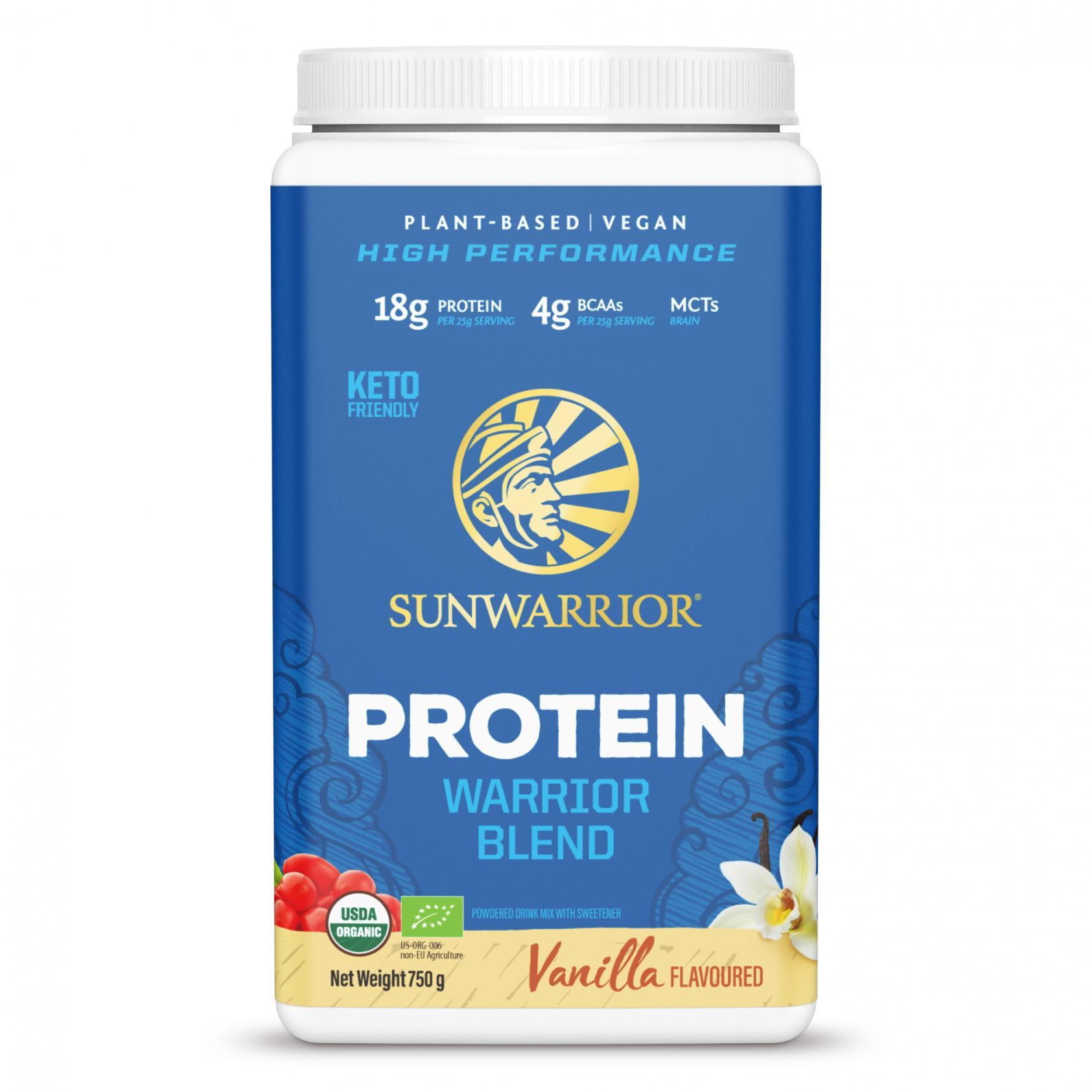 Protein Warrior Blend Vanilla 750g (Blue Tub) (Currently Unavailable)