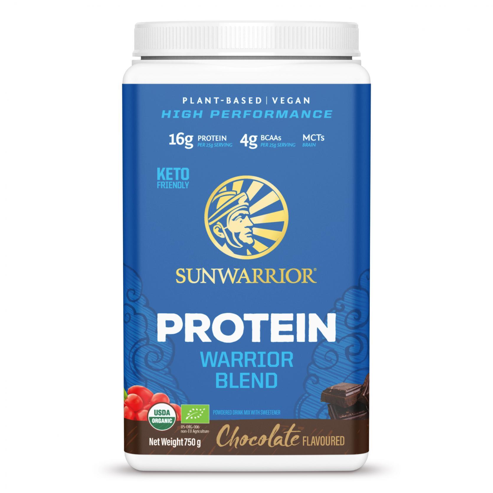 Protein Warrior Blend Chocolate 750g