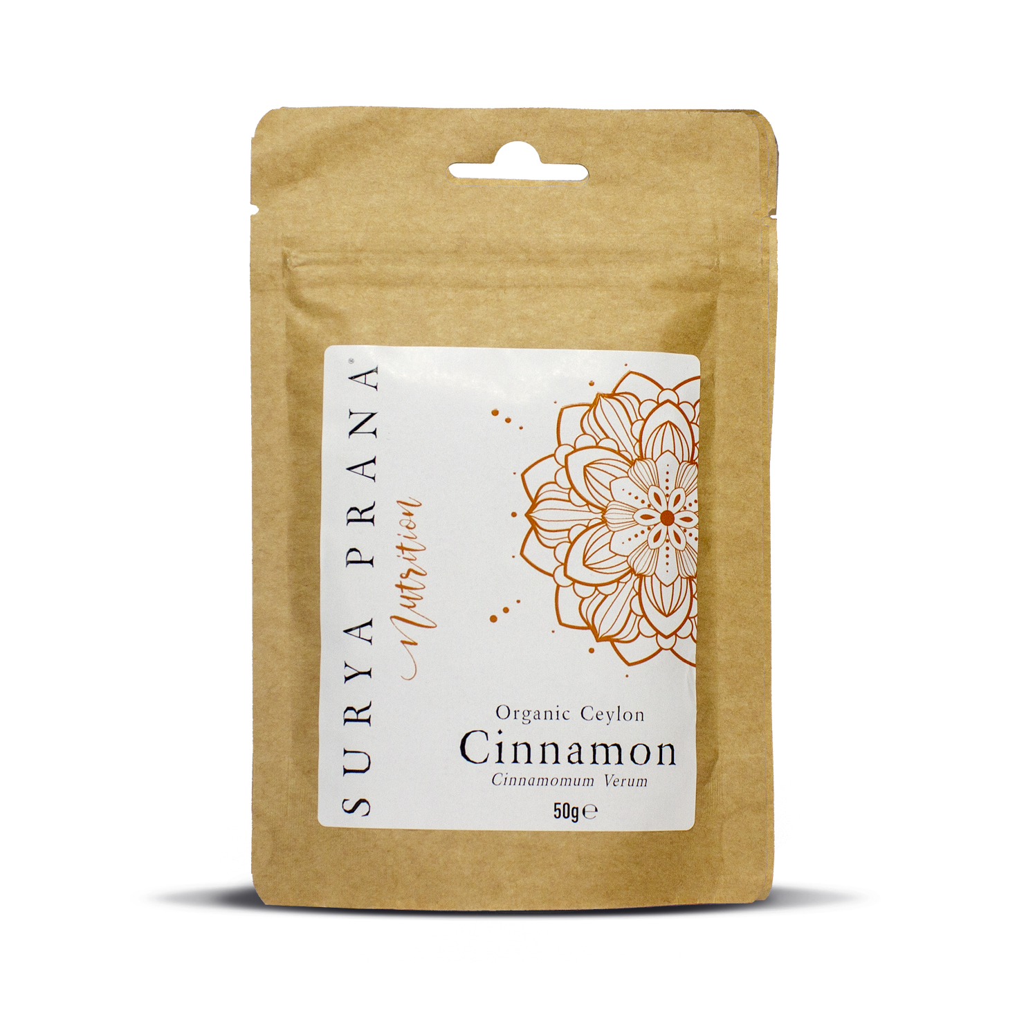 Organic Ceylon Cinnamon 50g (Currently Unavailable - Long Term Out of Stock)