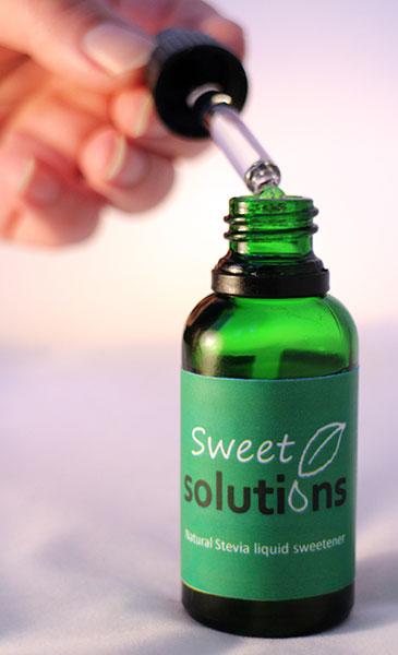 Natural Stevia Liquid Sweetener 30ml