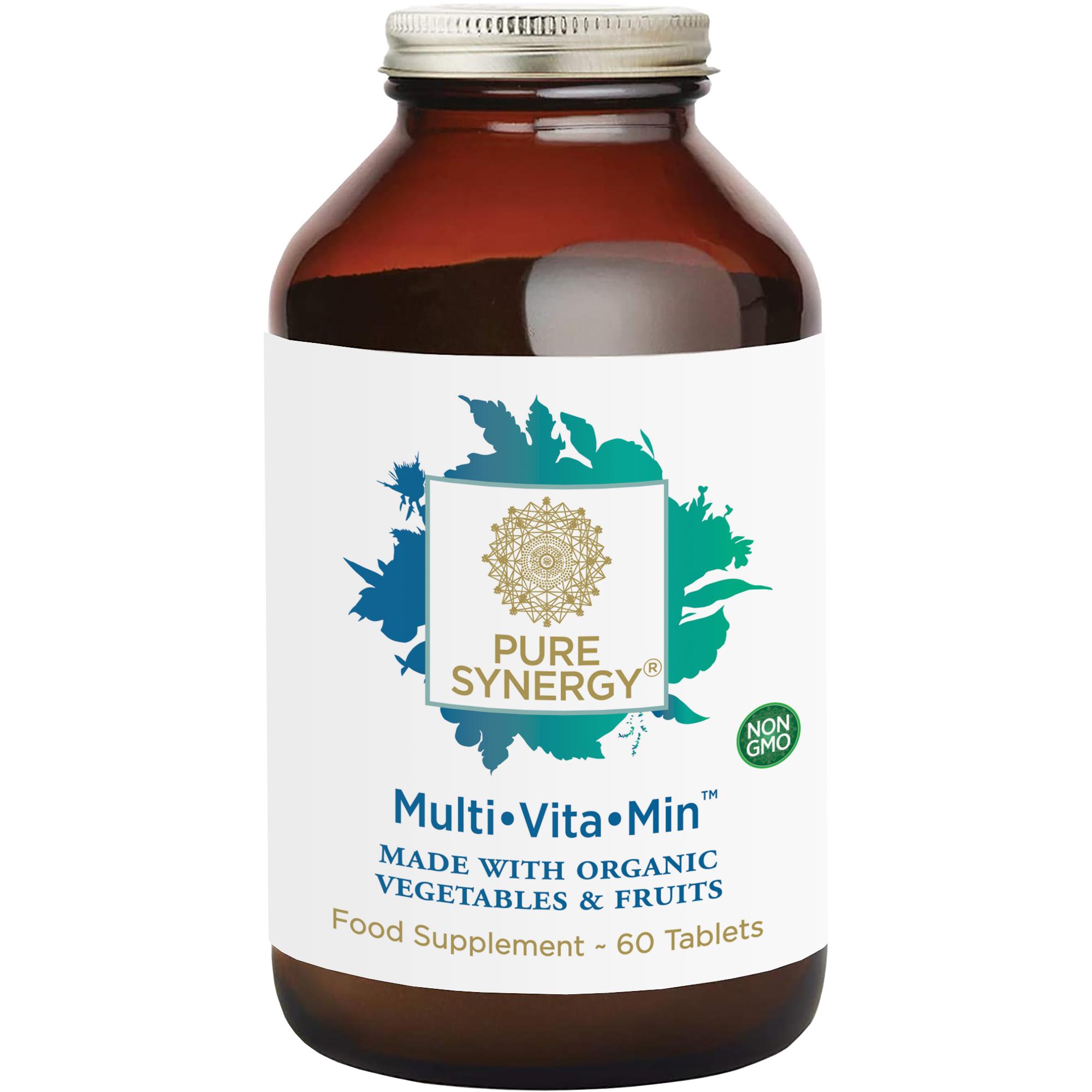 Multi Vita Min 60's