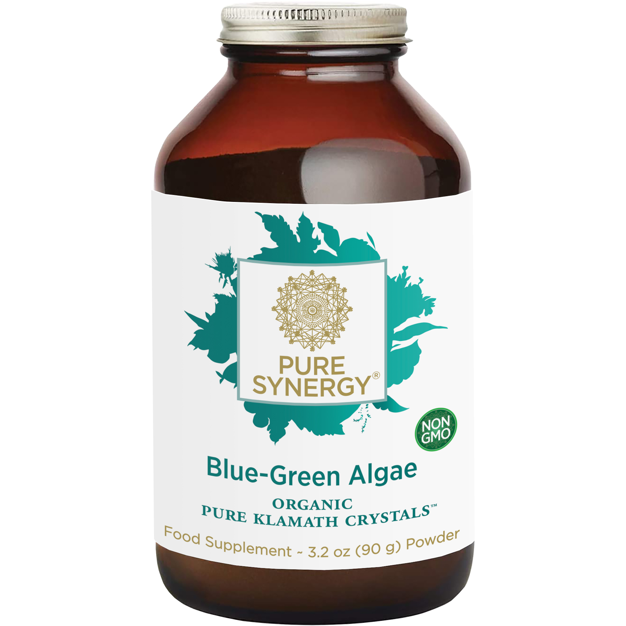 Blue-Green Algae Organic Pure Klamath Crystals 90g