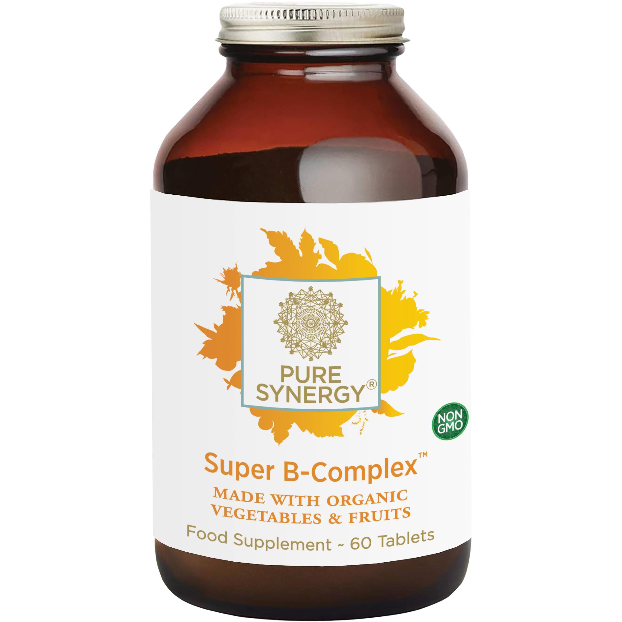 Super B-Complex 60's
