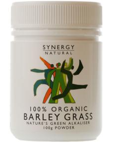 Barley Grass (100% Organic) 100g