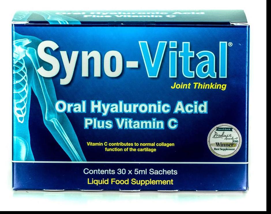 Oral Hyaluronic Acid Plus Vitamin C 5ml 30 Sachets