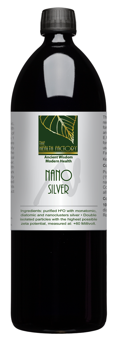 Nano Silver 1 litre