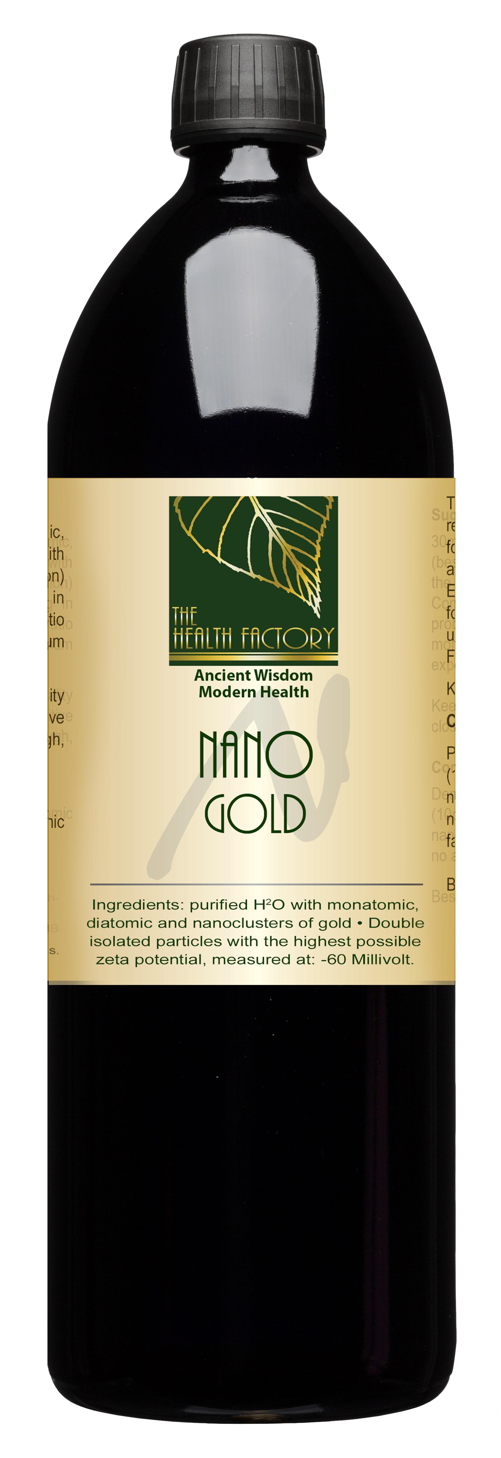 Nano Gold 1 litre
