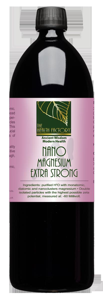 Nano Magnesium Extra Strong 1 litre