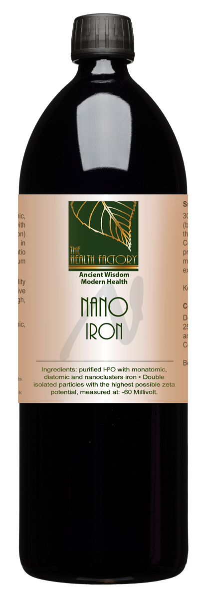 Nano Iron 1 litre (Currently Unavailable)