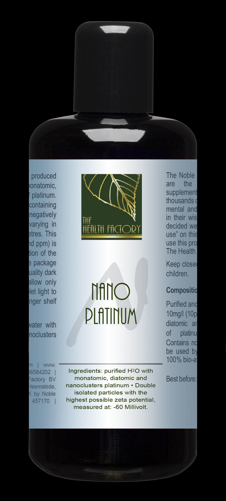Nano Platinum 200ml