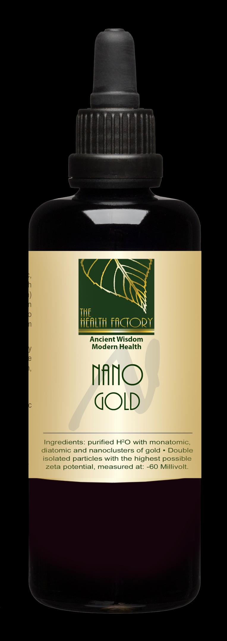 Nano Gold 100ml